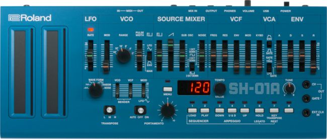 Roland Boutique SH-01A Blue