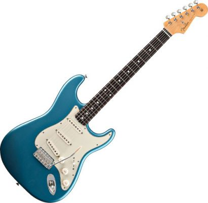 Fender Classic Series 60s Stratocaster RW, Lake Placid Blue