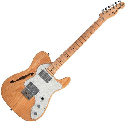 Fender Classic Series 72 Telecaster Thinline MN, Natural
