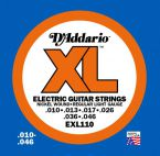 D'Addario Regular Light EXL110