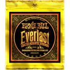 Ernie Ball EVERLAST COATED BRONZE MEDIUM LIGHT